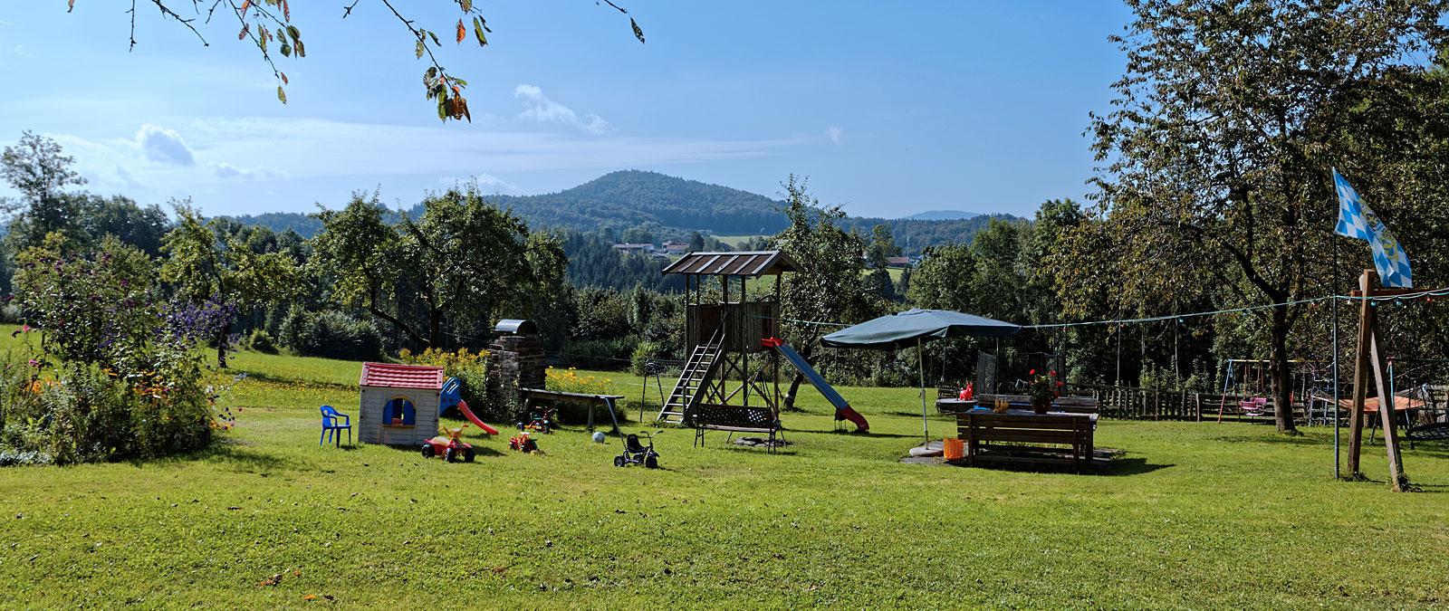 Familienurlaub mit der ganzen Familie in Waldkirchen