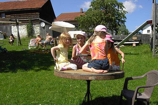 Familienurlaub in der Ferienregion Bayerischer Wald