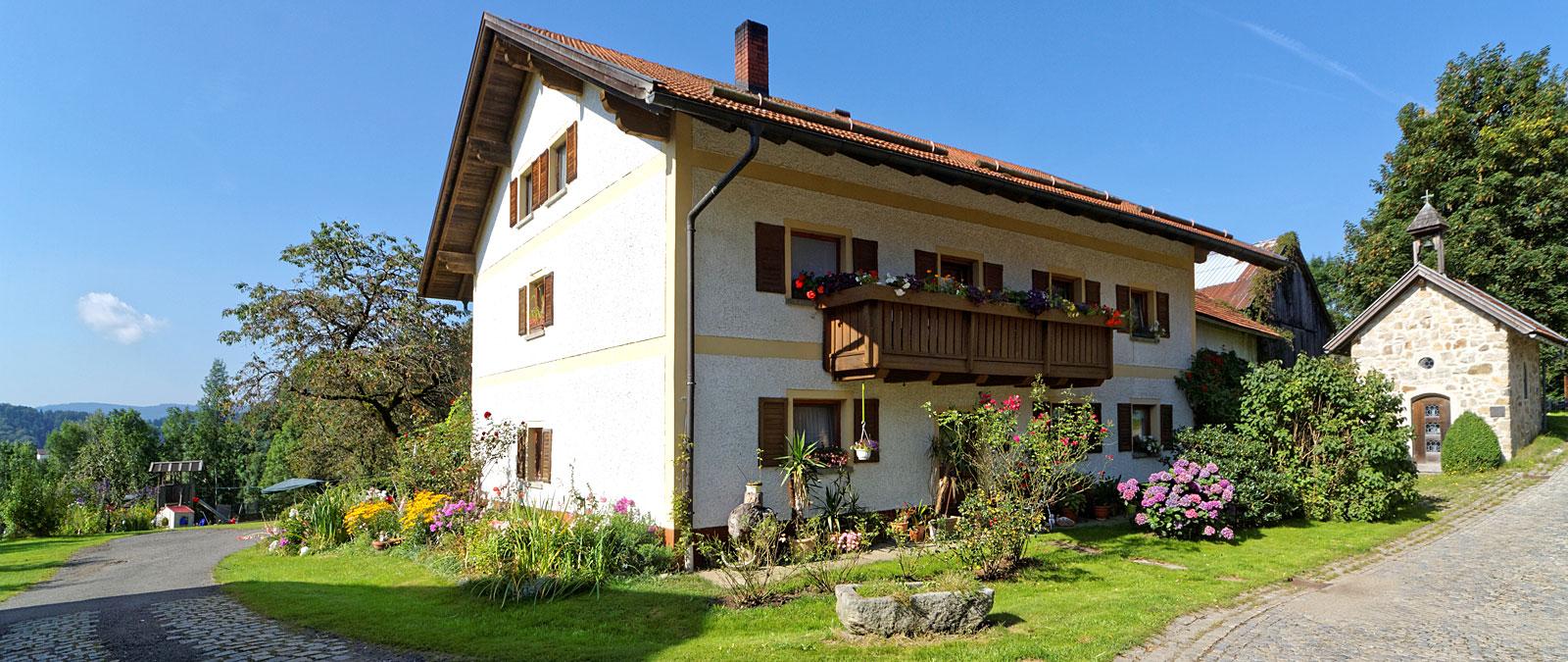 Zwergelhof Urlaub in Waldkirchen